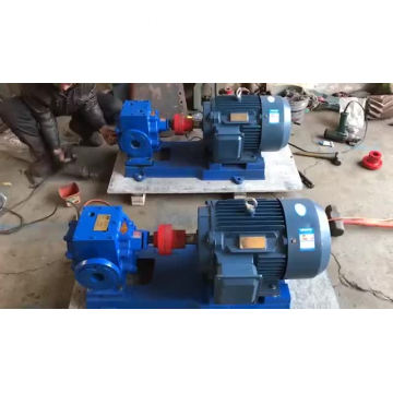 LQB series heat insulation bitumen and asphalt pump